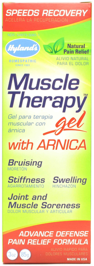 Muscle Therapy Gel with Arnica 3 oz