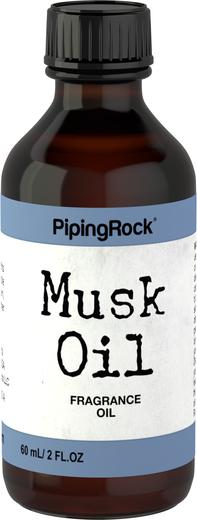 Óleo perfumado de almíscar, 2 fl oz (59 mL) Frasco