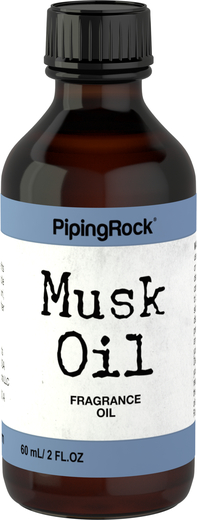 Musk Fragrance Oil 2 fl oz (60 ml) Bottle