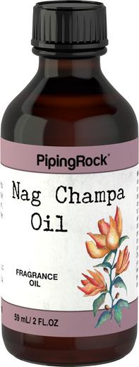 Aceite con fragancia de nag champa 2 fl oz (59 mL) Botella/Frasco