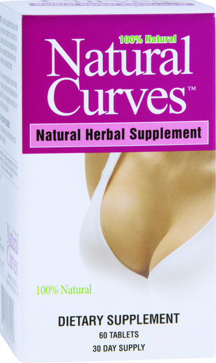 Natural Curves 60 Pills