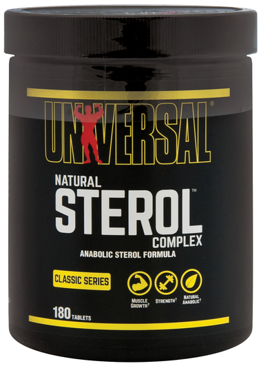 Natural Sterol Complex, 180 Tabs