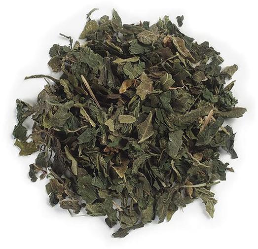 Liście pokrzywy, cięte i przesiewane (Organiczne) 1 lb (454 g) Torebka