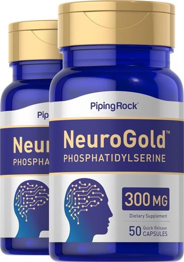 Neuro Gold Phosphatidylserine 300mg