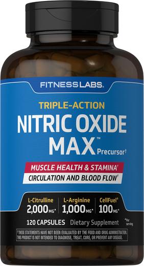 Nitric Oxide Boost 120 Kapsułki