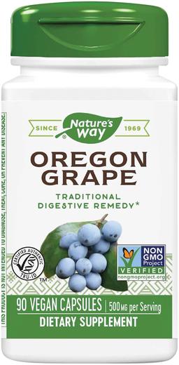 Oregon Grape Root, 90 Caps