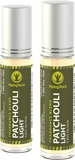 Mezcla de aceites esenciales de pachulí claro, rolón 10 mL (0.33 fl oz) Roll-On