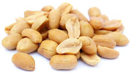 Amendoim Torrado sem Sal (Sem Casca), 1 lb (454 g) Saco, 2  Sacos