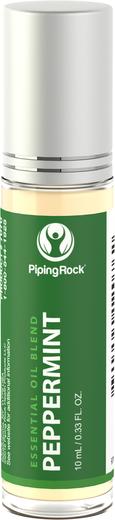 Miscela roll-on di oli essenziali alla menta piperita 10 mL (0.33 fl oz) Roll-On