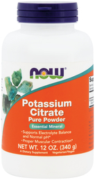 Potassium Citrate Powder 12 oz (340 g) Bottle