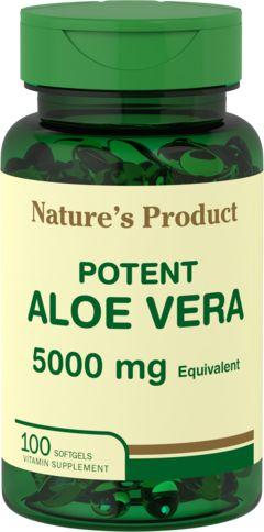 Potent Aloe Vera