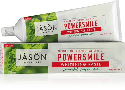PowerSmile (パワースマイル) ホワイトニング歯磨き粉 6 oz (170 g) チューブ