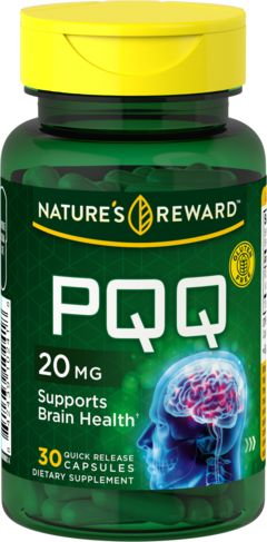 Pirroloquinolina quinona (PQQ)  30 Cápsulas