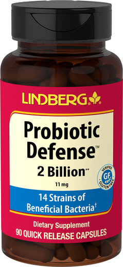 Probiotic Defense 2 Billion 14 Strains, 90 Caps