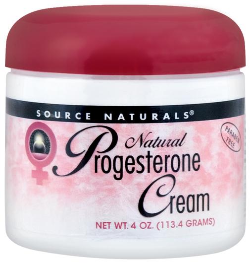 Krem progesteronowy 4 oz Słoik