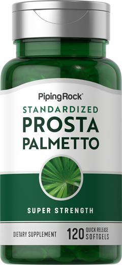 Prosta Palmetto Super Strength 120 Softgels