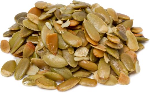 Surowe pestki dyni, niesolone, bez łupin 1 lb (454 g) Torebka
