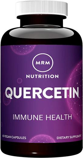 Quercetin, 500 mg, 60 Capsules