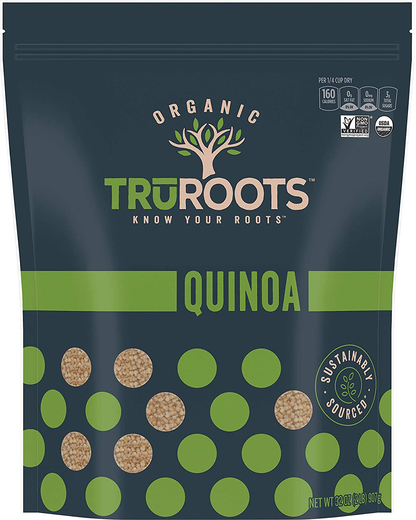 Quinoa Whole Grain (Organic), 2 lbs