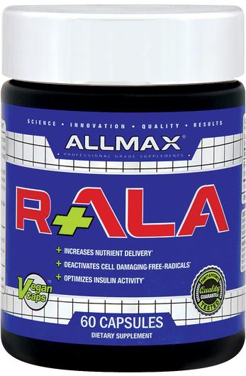 Kwas alfa liponowy R-ALA 60 Kapsułki