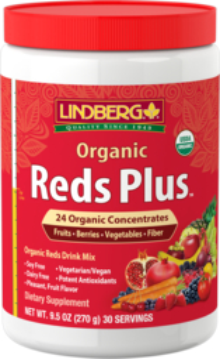 Reds Plus Organic Powder