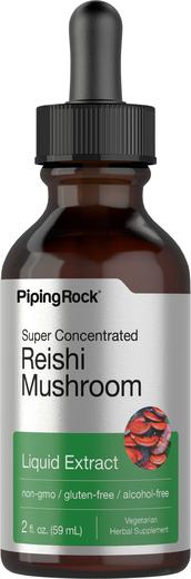 Reishi Mushroom Liquid Extract 2 fl oz
