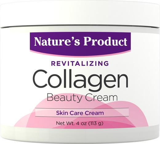 Collagen Cream, 4 oz (113 g) Jar