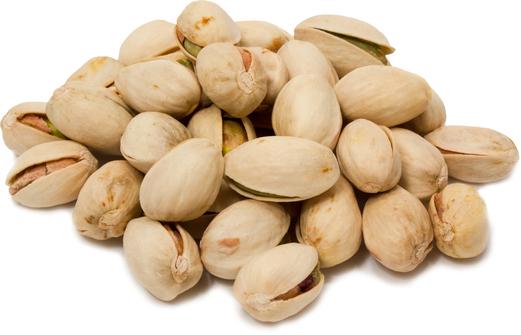 Prażone pistacje (niesolone, w łupinach) 1 lb (454 g) Torebka