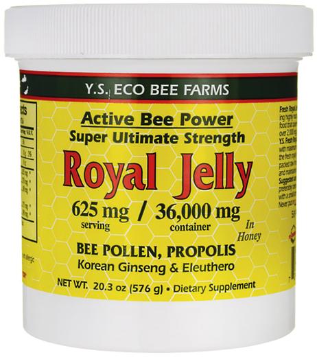 Jalea real de la miel 20.3 oz Gelatina