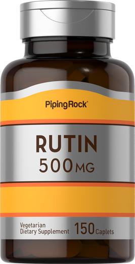 Rutina , 500 mg, 150 Comprimidos oblongos