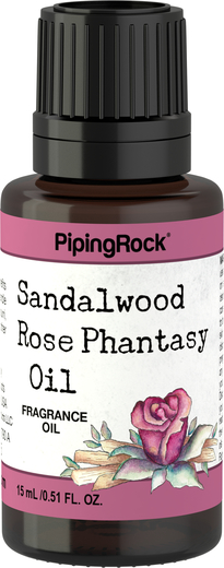 Sandalwood Rose Phantasy Fragrance Oil 1/2 oz (15mL)