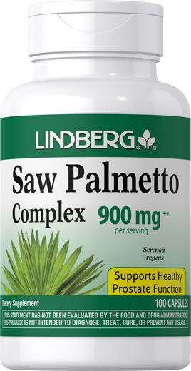 Jagody palmy sabałowej 100 Kapsułki