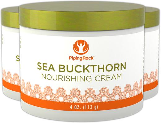 Hranljiva krema od morske pasjakovine 4 oz (113 g) Staklenka