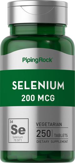 Selénio , 200 mcg, 250 Comprimidos