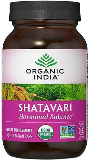 Shatavari Hormonal Balance, 90 Capsules
