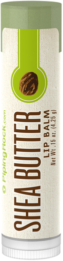 Shea Butter Lip Balm 0.15 oz  Tube