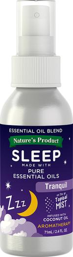 Sleep Essential Oil Blend Spray (GC/MS Tested) , 2.4 fl oz (71 mL) Bottle