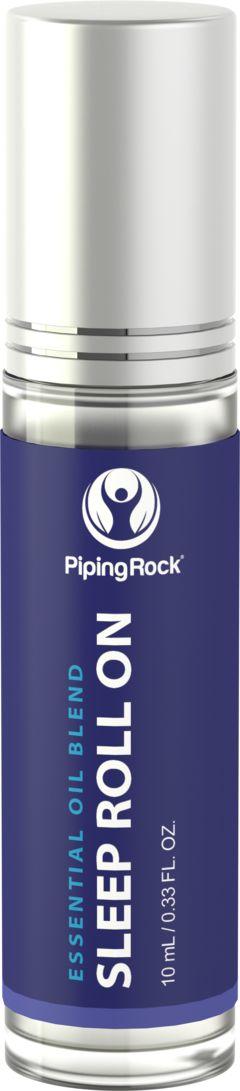 Mezcla de aceites esenciales para dormir 10 mL (0.33 fl oz) Roll-On