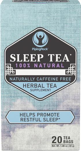 Chá para dormir (ao deitar), 20 Saquetas de chá