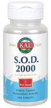SOD  2000 100 Comprimés