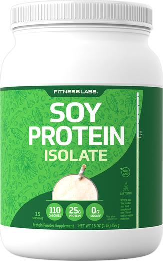 Soy Protein Isolate Powder Unflavored