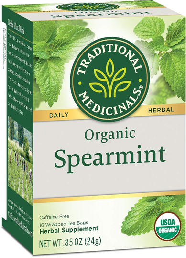 Alvita Organic Spearmint Tea 24 Tea Bag