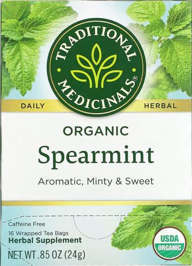 Herbata miętowa (Organiczna) 16 Torebki do herbaty
