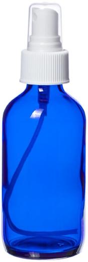 Vaporizador de plástico 4 oz, 4 fl oz (118 mL) Frasco