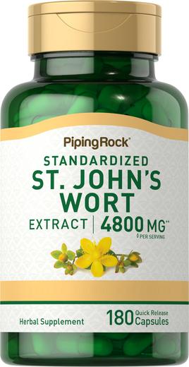 Buy St. John's Wort 0.3% Hypericin 300 mg 180 Capsules