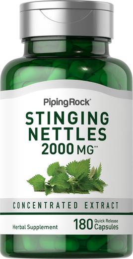 Stinging Nettles 2000mg 180 Capsules