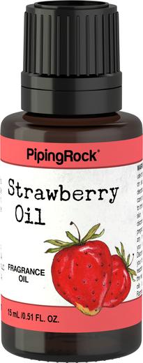Olio profumato alla fragola 1/2 fl oz (15 mL) Flacone contagocce