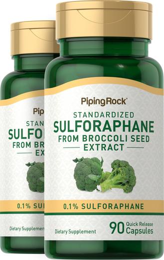 Broccoli Sulforaphane 2 x 90 Capsules