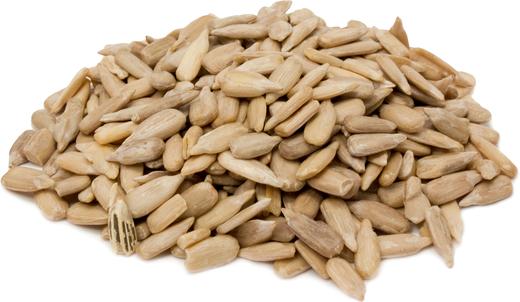 Sementes de girassol cruas sem casca, 1 lb (454 g) Saco