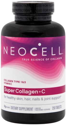 Super Collagen + C (Type I & III)